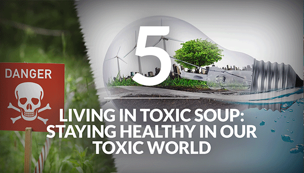 Living in Toxic Soup: Staying Healthy in our Toxic World